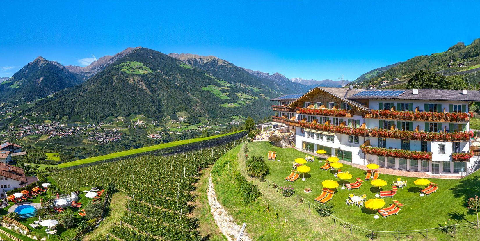 Wetter Schenna Südtirol