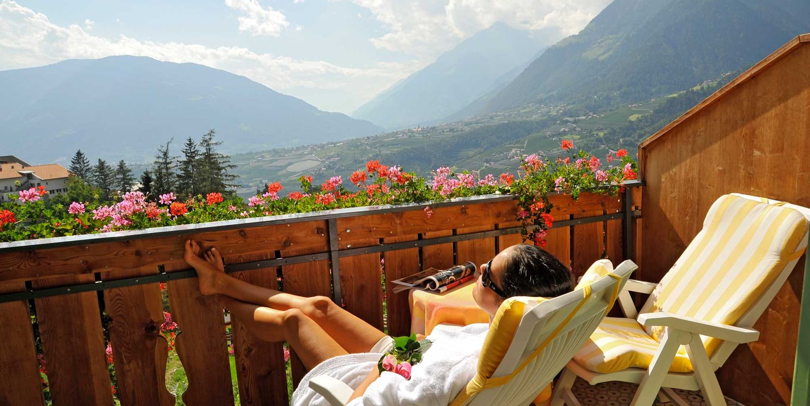 Hotel Schenna Sudtirol Hotel Langwies S